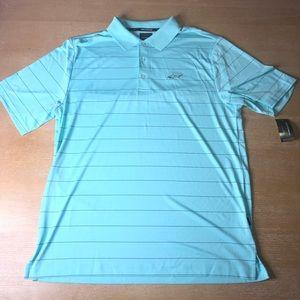 Greg Norman Golf polo size Medium LOOSE NWT